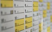 Zaplanuj swój rok szkolny - kalendarz roku szkolonego 2021/2022